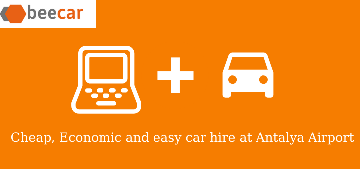 Cheap, Economic and easy car hire at Antalya Airport %>